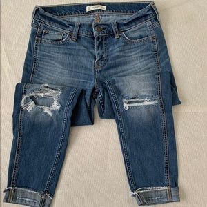 Abercrombie & Fitch New York Jeans